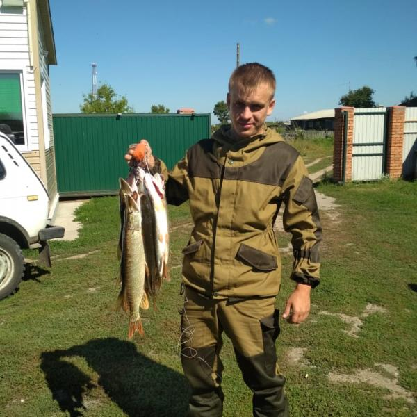 Рыбалка в Сузуне на реке Обь и протоках